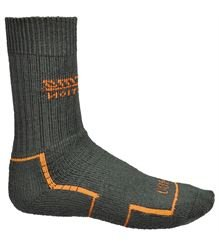 "Thermo Function Ansitzsocke ""TS 400"" 22095400/315 Jagdsocken Wintersocken Thermosocken oliv/grün"